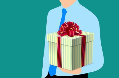Cadeau pour patron