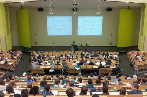 Etudiant universite