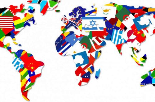 Langues civilisations du monde
